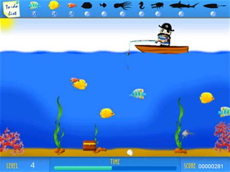 rock the boat game online free online fishing games