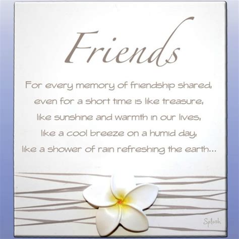 poem for friend beautiful friendship poems for