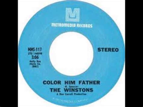 color him color him the winstons musica e
