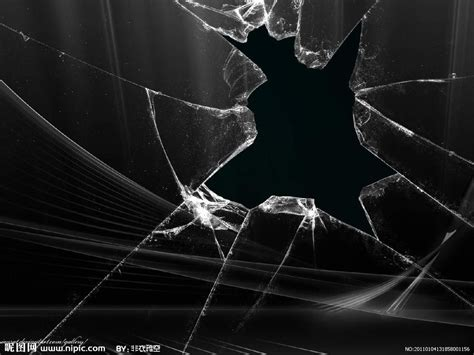 imagenes oscuras de fondo de pantalla fondos windows pantalla rota taringa