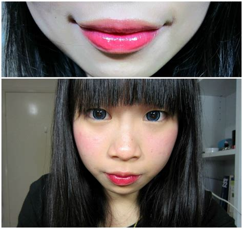 Tony Moly Cat Chu Wink Gloss 2 angie wong review tony moly cat chu wink lip tint