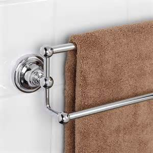holliston towel bar bathroom