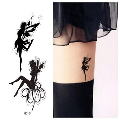 temporary tattoo paper los angeles online get cheap angel legs aliexpress com alibaba group
