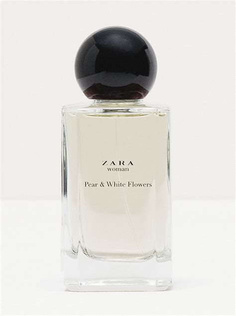 Parfum Zara Fruity zara pear white flowers zara perfume a new