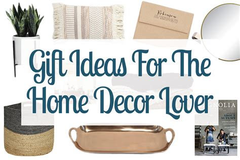 home design gift ideas a dozen of the best home decor gift ideas