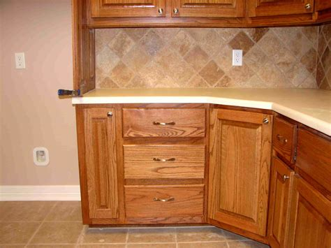 Kitchen Corner Furniture Corner Cabinet Ideas