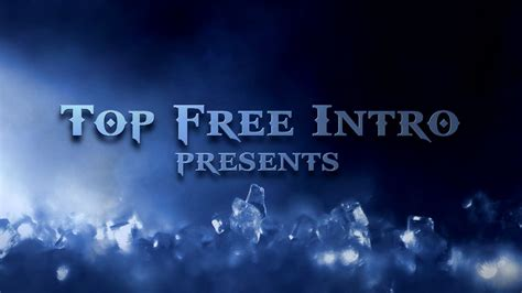 sony vegas intro template crystal topfreeintro com