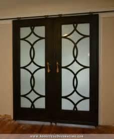 Barn Door Panels Sliding Doors The Missing Diy Details