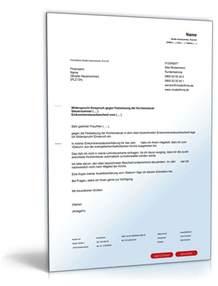 Musterbrief Einspruch Finanzamt Einspruch Festsetzung Kirchensteuer Vorlage Zum