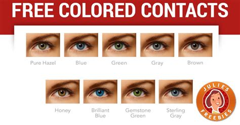 guide to the best colored contacts for color free