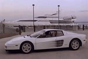 miami vice 1986 testarossa awesome cars from