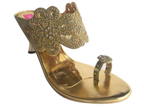 indian shoes for us high heel flat wedding khussa shoes ethnic indian