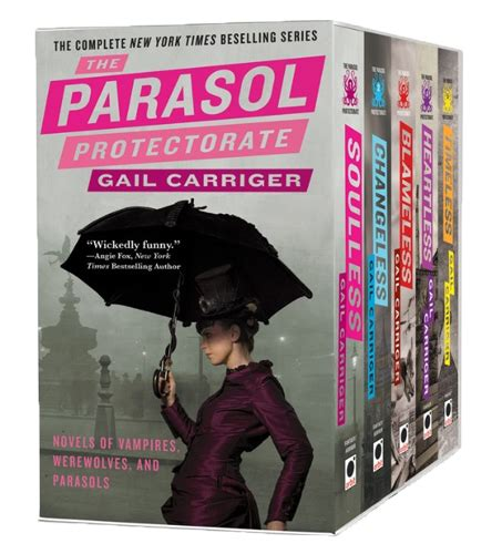 Parasol Protectorate Series Special Extras Gail Carriger