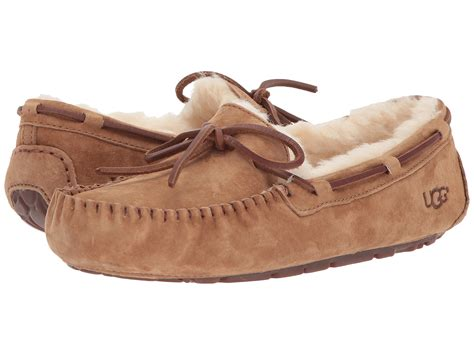 ugg moccasin slippers sale ugg dakota chestnut zappos free shipping both ways