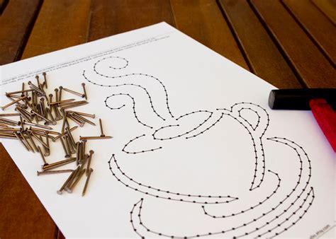 String Patterns Pdf - string pattern coffee cup string diy