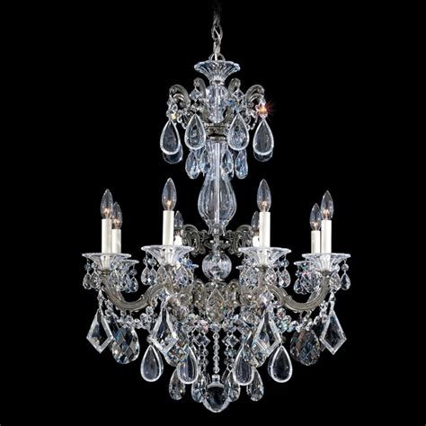 Wide Chandelier Worldwide W83088b16 Metropolitan Antique
