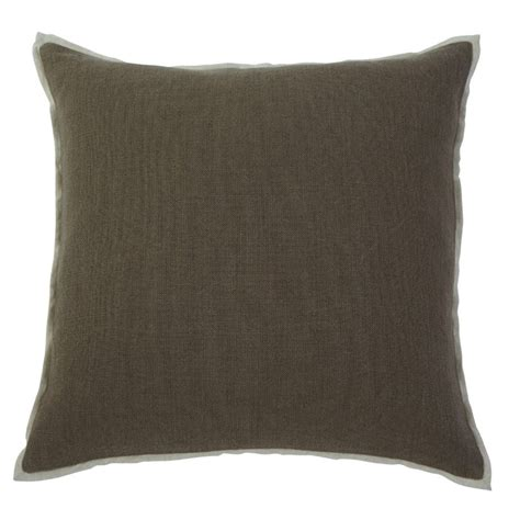 Gray Throw Pillows Solid Throw Pillow Cover In Gray A1000341p