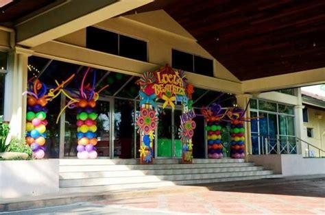 Lucias Pista Sa Nayon Themed Party Venue De R