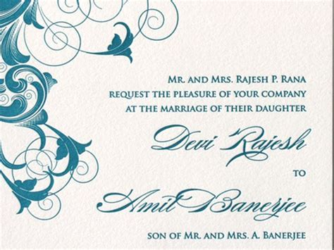 free wedding invitations templates best template collection