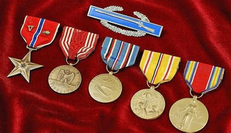 Us Army Decorations by Us Army Decorations Wwii