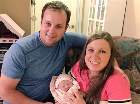Annas Baby Staying Put by Duggar Reportedly With Josh Duggar S Fifth