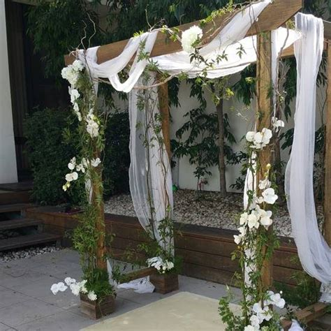 Wedding Arch Wooden by Wooden Wedding Arches Wooden Wedding Arbours Melbourne