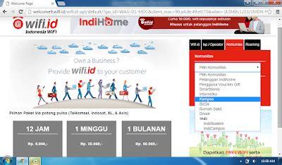 membuat web login untuk wifi cara membuat atau mendapatkan akun wifi id komunitas