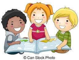 libro talking to my daughter buch lesen clipart 36
