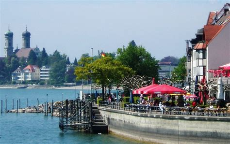 Waterfront Home Plans germany friedrichshafen and the german language another
