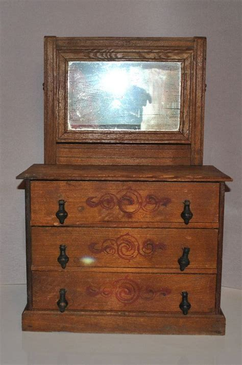 the vintage dolls inspiration for vintage bedroom antique oak doll dresser with mirror and by