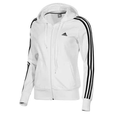 Adidas Yazy For Grade Original adidas performance womens 3 stripe zipped hoodie jacket