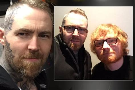 tattoo fixers ed sheeran ed sheeran s tattooist kevin paul says star s new ink will