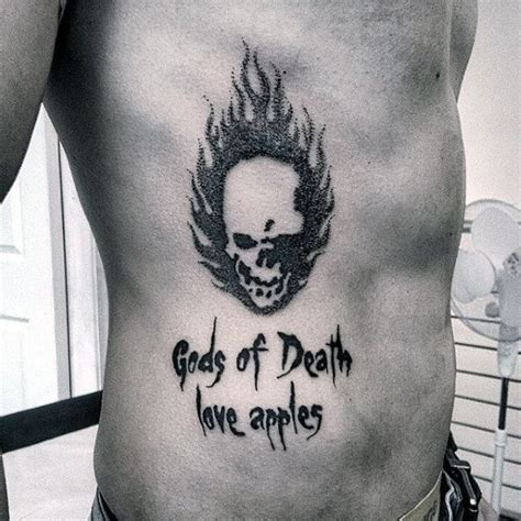 death note tattoo design 50 note designs for japanese ink