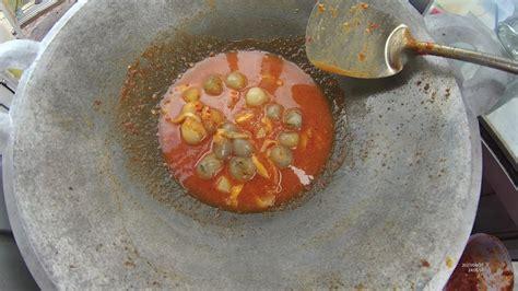 greater jakarta street food  part cilok dadakan