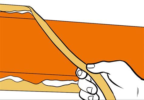 Flur Streichen Ideen Streifen by Ideen F 252 R Streifen Und Muster Obi Anleitung