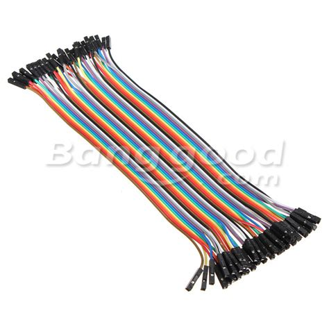 Cable Kabel Jumper To 20cm 20pcs High Quality 40pcs 20cm to jumper cable dupont wire for arduino us 1 83