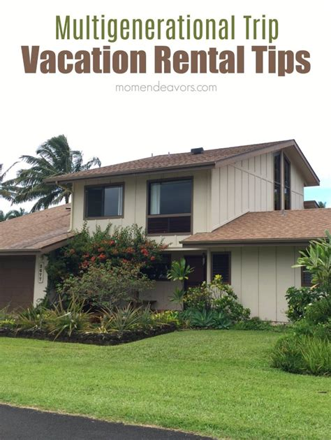 Looking For A Cabin To Rent Family Travel What To Look For In A Multigenerational