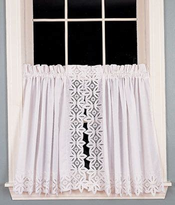 Battenburg Lace Kitchen Curtains 60 Best Images About Battenburg Lace On Lace Free And Tier Curtains