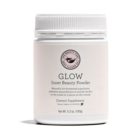 Tthe Chef Glow And Detox Powder by The Detox Market Best Selling Products Anti Aging Skin