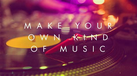 tumblr wallpaper life make your own kind of music 2560x1440 jpg 2560 215 1440