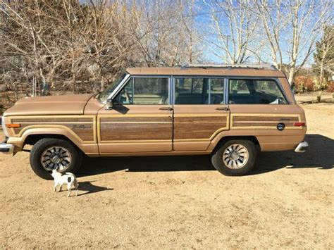 1982 Jeep Wagoneer 1982 Jeep Grand Wagoneer 4wd Auto For Sale In Mojave