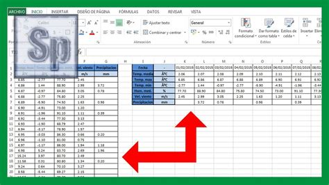 latex imagenes dos columnas excel cambiar datos de filas a columnas y viceversa
