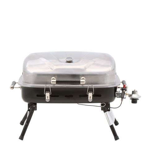 blue rhino backyard grill blue rhino 1 burner portable propane gas grill npg2302ss