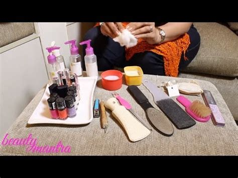 youtube tutorial pedicure spa pedicure how to do at home step by step tutorial