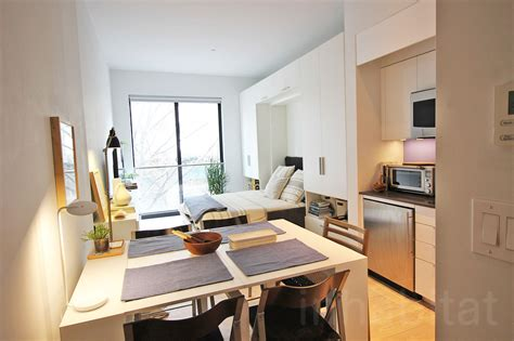 micro apartment nyc s first micro apartment units near completion at