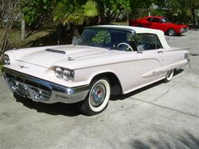 ford cars 1960 ford thunderbird