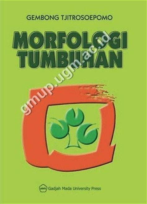 Taksonomi Tumbuhan Spermatophyta Gembong Tjitrosoepomo 1 daftar buku pertanian dan teknologi pertanian penerbit ugm press yogyakarta distributor buku