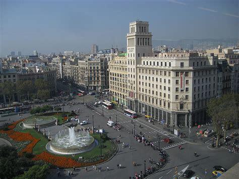 barcelona catalunya catalunya square barcelona