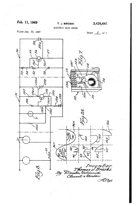 Hair Dryer Circuit Diagram hair dryer wiring diagram 25 wiring diagram images