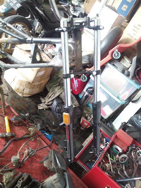 Handle Motor Win Rem Kc Honda Win restorasi honda win100 part1 azizyhoree s